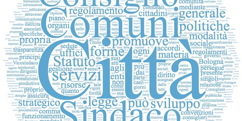 wordcloud statuti a confronto