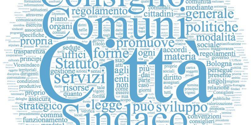 wordcloud statuti a confronto